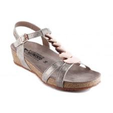 chaussure Mephisto IRMA DARK TAUPE