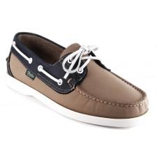 chaussure Paraboot BARTH Sable/Bleu