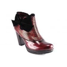 chaussure Jose Saenz 7035 Rouge