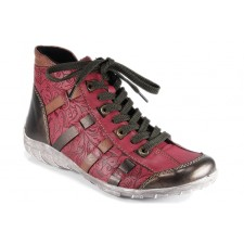 chaussure Remonte R3486-45 Rouge
