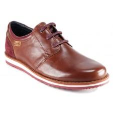 chaussure Pikolinos M5A-4093 Marron/Bordeaux
