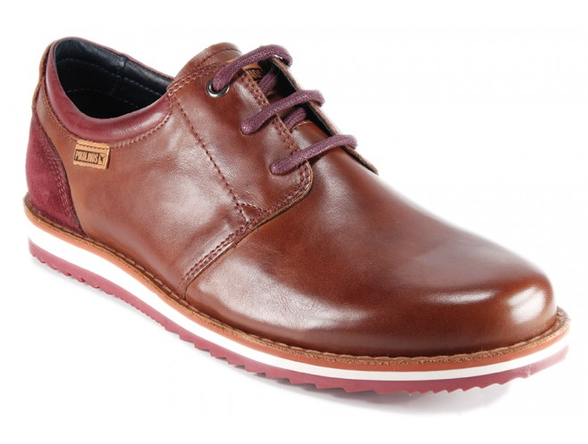 M5A-4093 Marron/Bordeaux