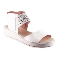 chaussure Jose Saenz 2088 Blanc