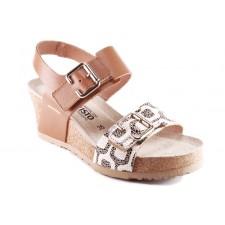 chaussure Mephisto LISSANDRA Camel