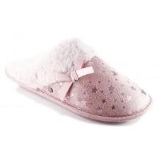 chaussure Isotoner 97168 Rose