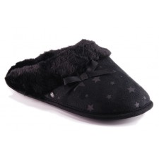 chaussure Isotoner 97168 Noir