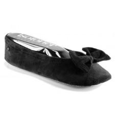 chaussure Isotoner 95811 Noir