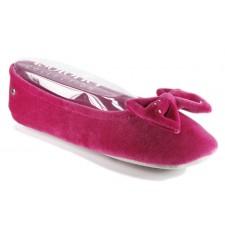chaussure Isotoner 95991 Rose