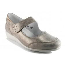 chaussure Mephisto JANIS Taupe