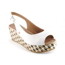 chaussure Mamzelle PREMIS Blanc