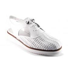 chaussure Regard RIXINA Blanc