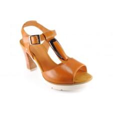 chaussure Mamzelle TIKA Cognac