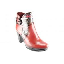 chaussure Jose Saenz 7169-L-W Rouge