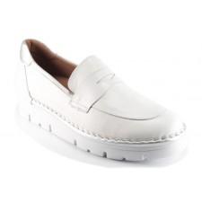 chaussure Jose Saenz 2003-L-M Blanc