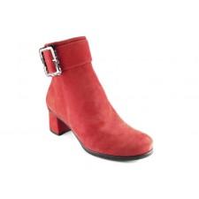 chaussure Hirica AGLAE Rouge