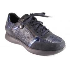 chaussure Mephisto MONIA Bleu marine