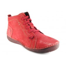 chaussure Josef Seibel FERGEY 86 Rouge