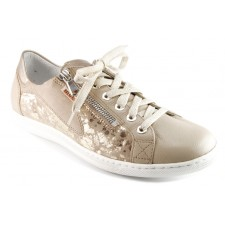 chaussure Mephisto HAWAI SHINY TAUPE