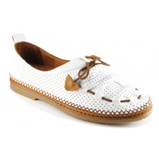chaussure Coco & Abricot SABELINE Blanc