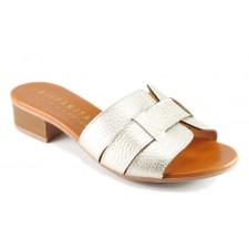 chaussure Hispanitas HV211380 Métal