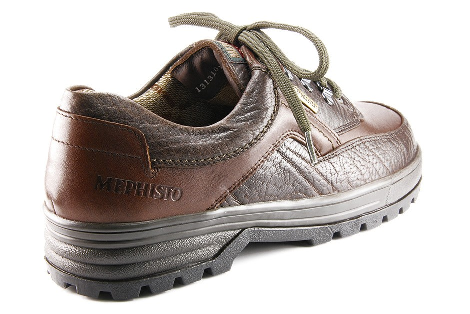 Mephisto Chaussures Barracuda Marron