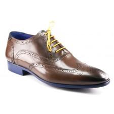 chaussure Ambiorix LUGANO Marron