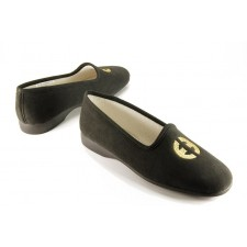 chaussure Exquise ELISE Noir